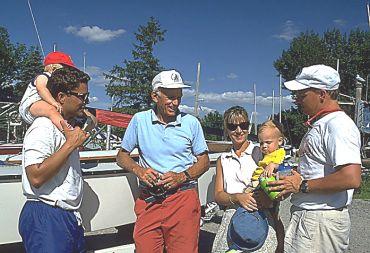 Families Under Sail