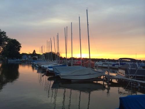 pyc sunset