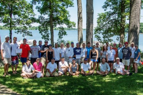 GFM regatta participants